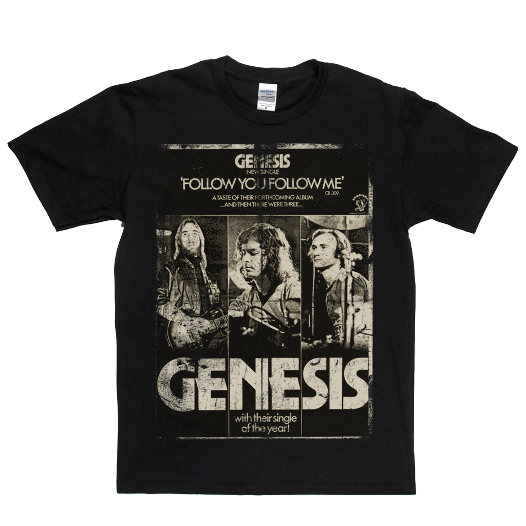 Genesis Melody Maker T-Shirt