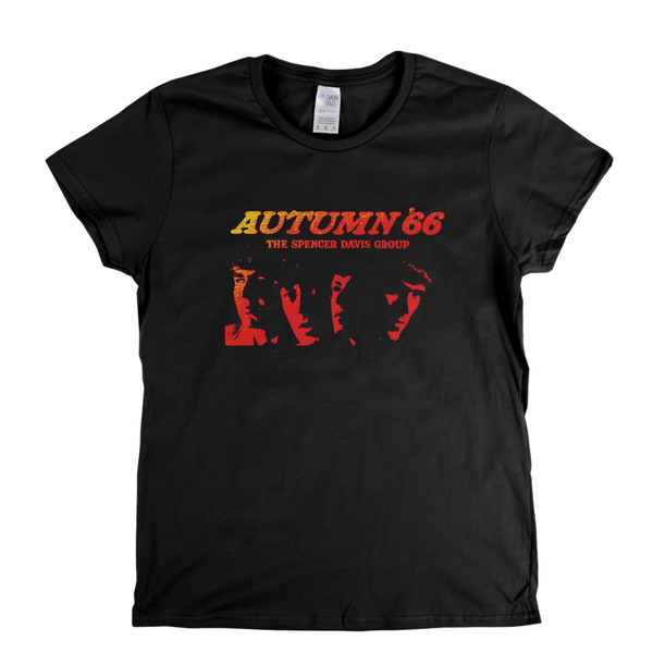 The Spencer Davis Group Autumn 66 Womens T-Shirt