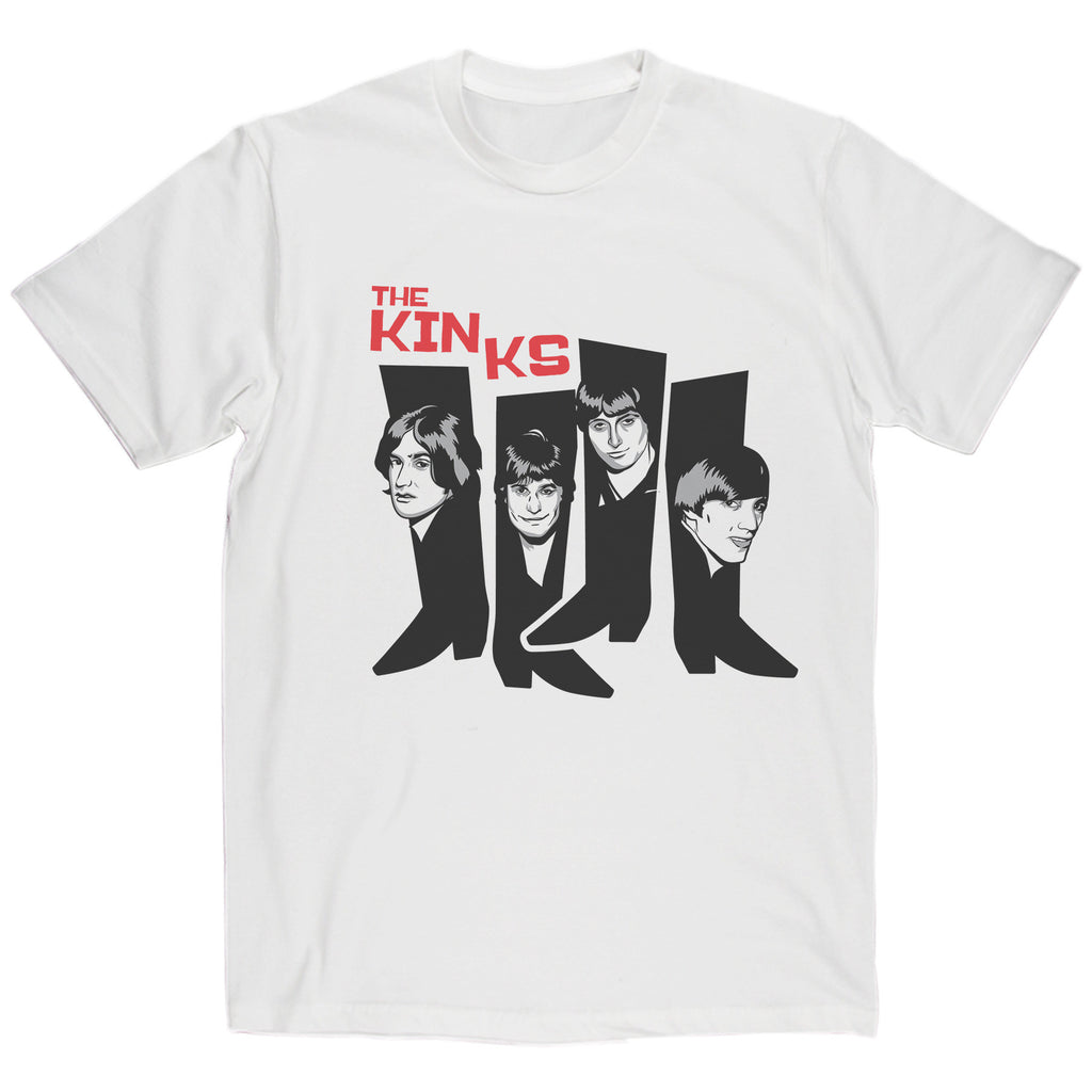 The Kinks T Shirt