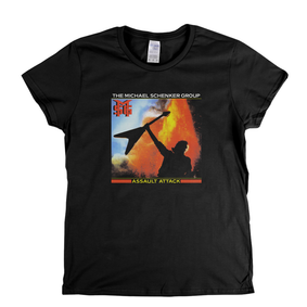 MSG Assault Attack Womens T-Shirt