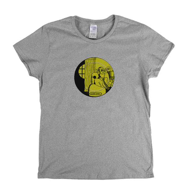The Amazing Kornyfone Bootleg Record Label Side 1 Womens T-Shirt