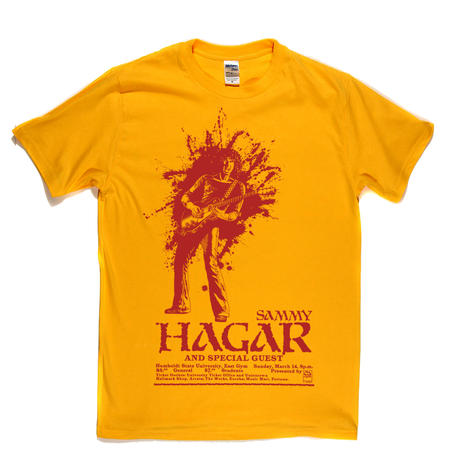 Sammy Hagar And Special Guest T-Shirt