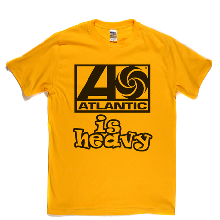 Atlantic Is Heavy T-Shirt