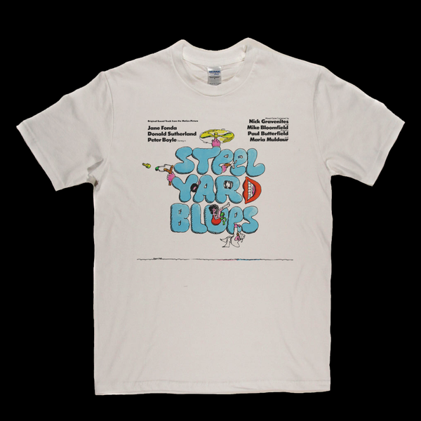 Steel Yard Blues T-Shirt