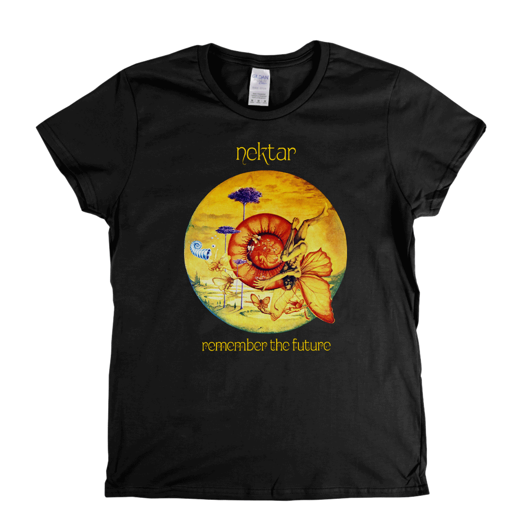 Nektar Remember The Future Womens T-Shirt