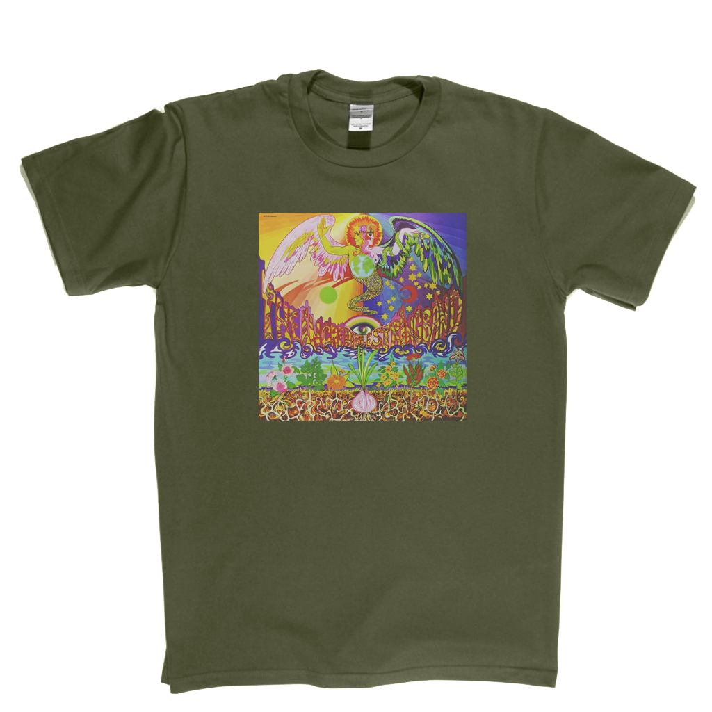 The Incredible String Band The 5000 Spirits Or The Layers Of The Onion T-Shirt