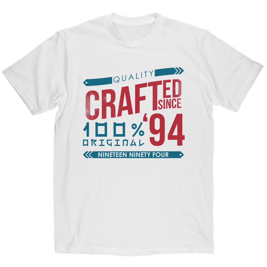 Crafted in 1994 Year T Shirt