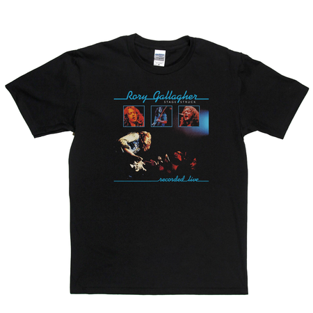 Rory Gallagher Stage Struck T-Shirt