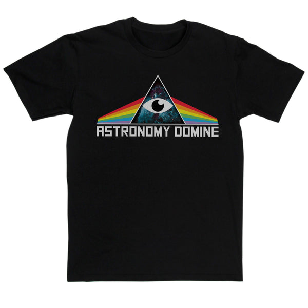 Pink Floyd Inspired - Astronomy Domine T Shirt