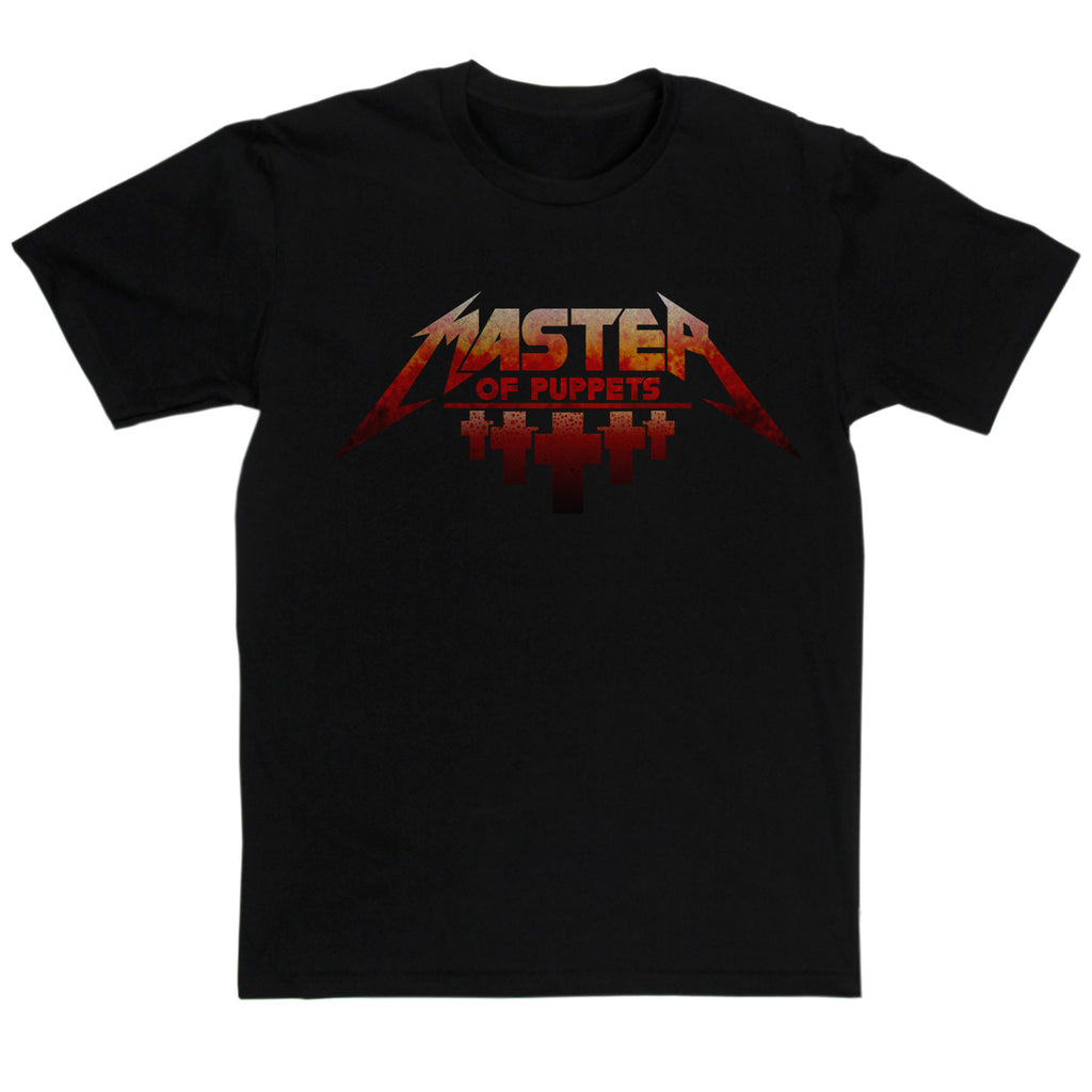 Metallica Inspired - Master of Puppets T Shirt