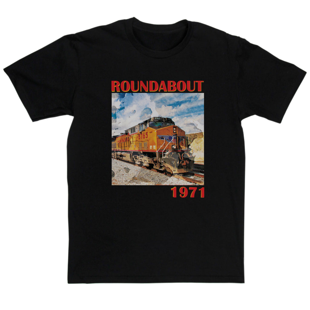 YES Inspired - Roundabout T Shirt