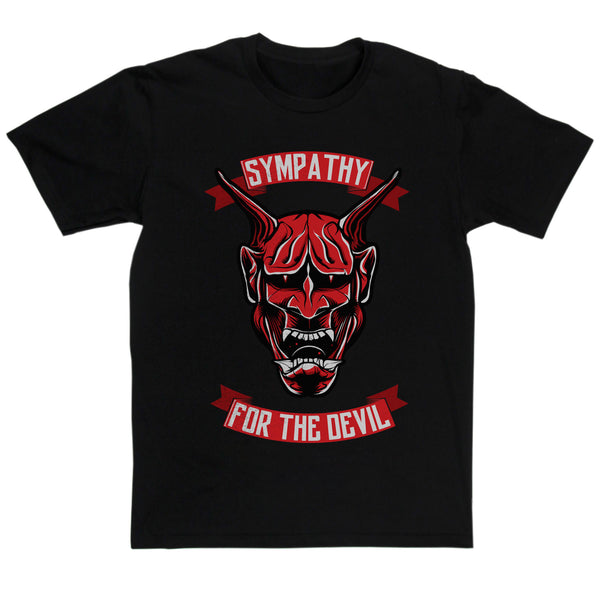 Rolling Stones Inspired - Sympathy For The Devil T Shirt
