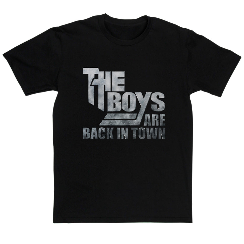 Thin Lizzy Inspired - The Boys Are Back In Town T Shirt