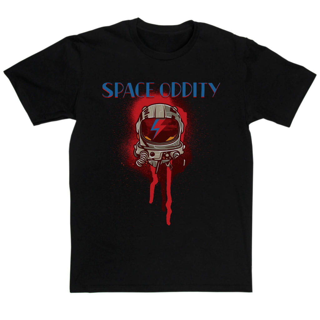 David Bowie Inspired - Space Oddity T Shirt
