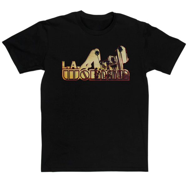 The Doors Inspired - LA Woman T Shirt