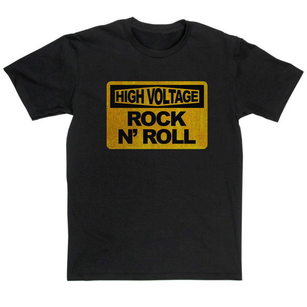 AC/DC Inspired - High Voltage Rock n Roll T Shirt