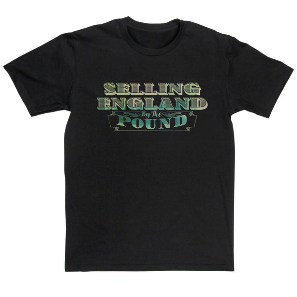 Genesis Inspired - Selling England By The Pound T Shirt