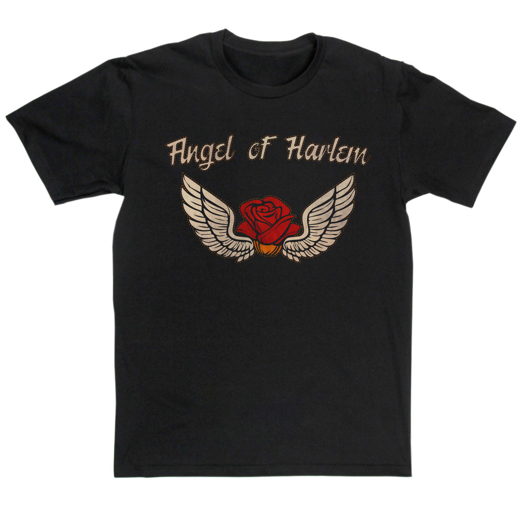 U2 Inspired Angel Of Harlem T Shirt