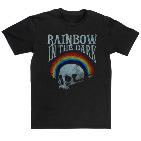 Dio Inspired - Rainbow In The Dark T Shirt