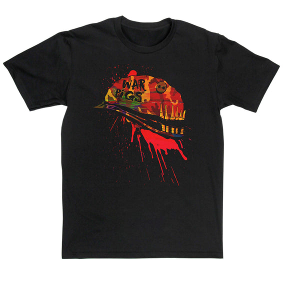 Black Sabbath Inspired - War Pigs T Shirt