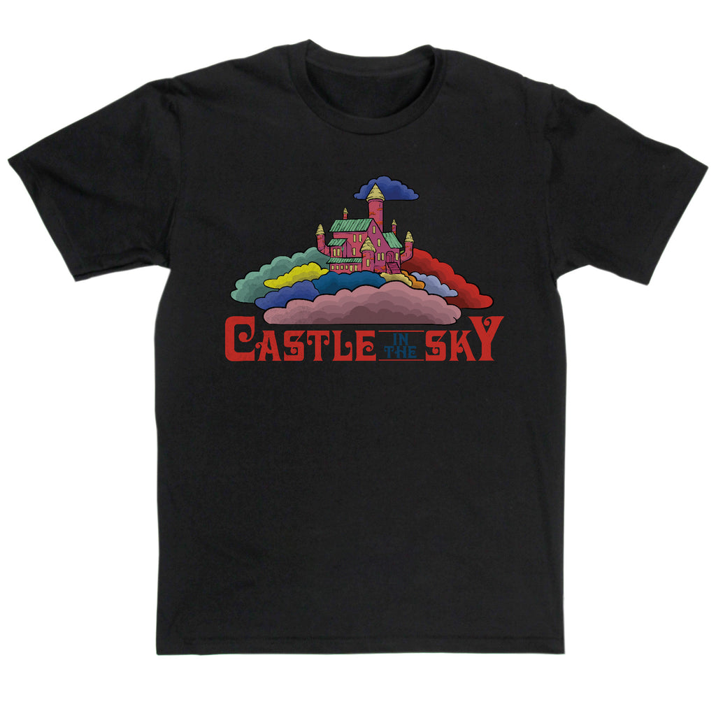 Simon Dupree & The Big Sound Inspired - Castle In The Sky T Shirt