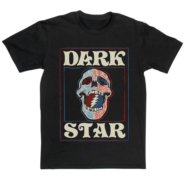 Grateful Dead Inspired - Dark Star T Shirt