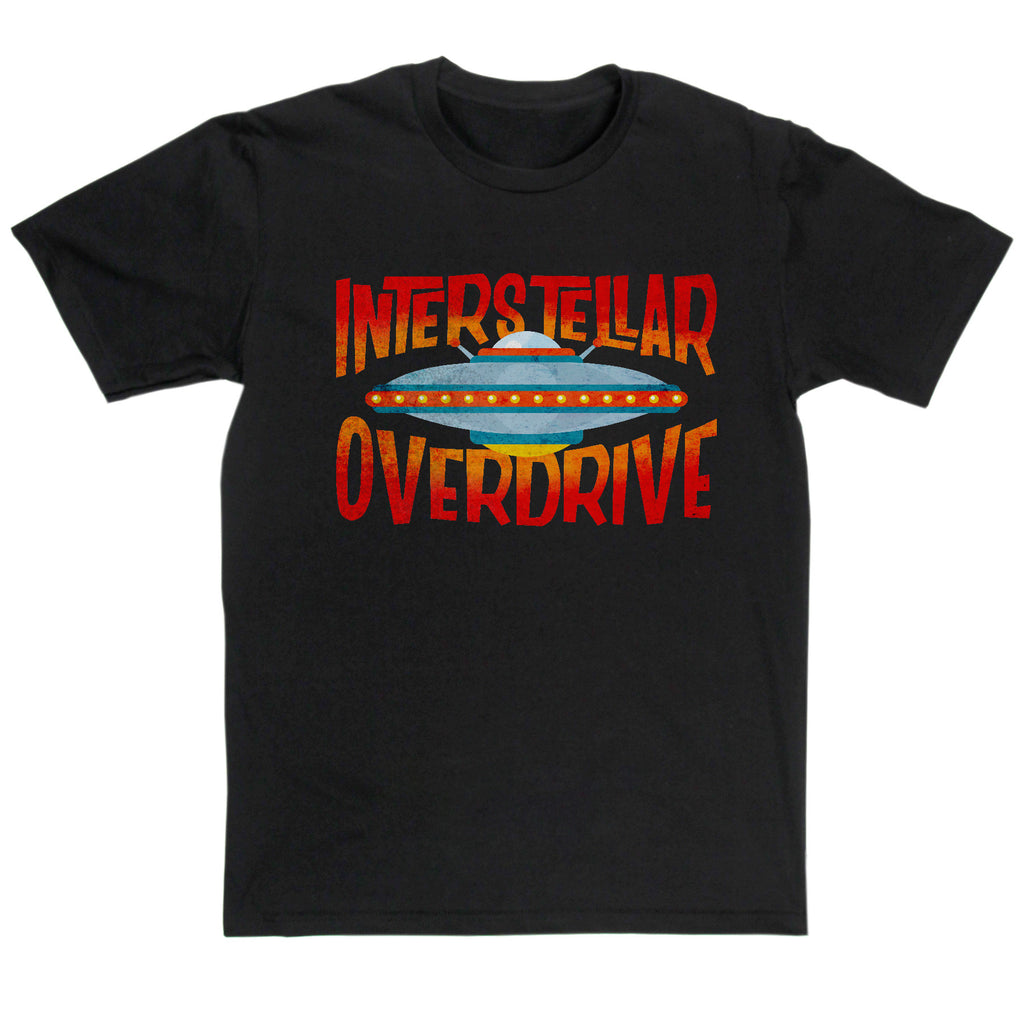 Pink Floyd Inspired - Intertella Overdrive T Shirt