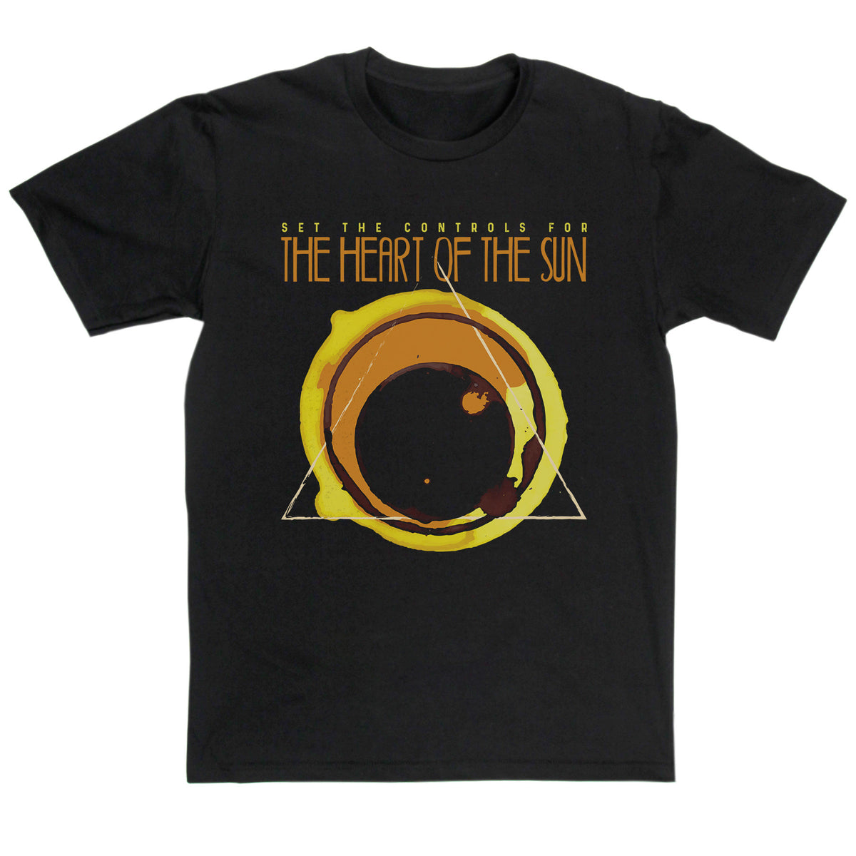 Pink Floyd Inspired - Set The Controls For The Heart Of The Sun T Shirt
