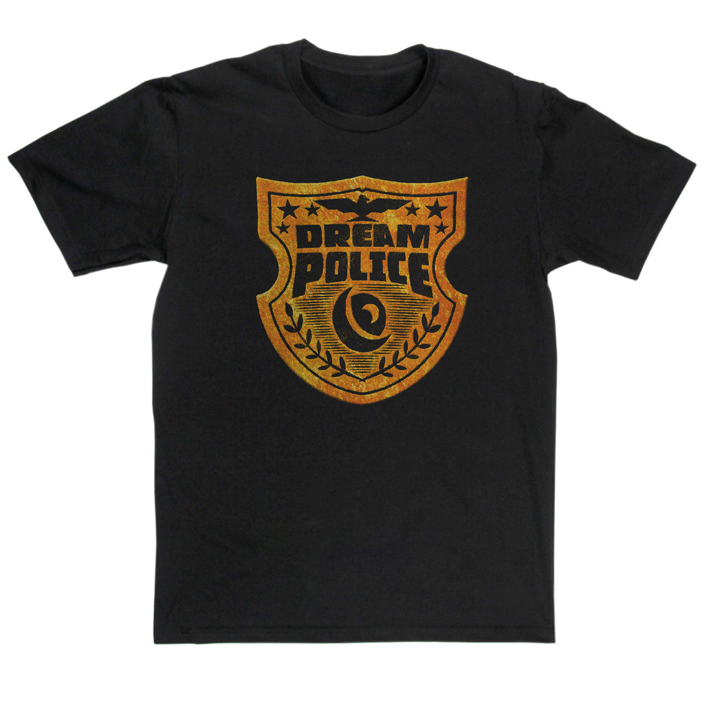 Cheap Trick Inspired - Dream Police T Shirt
