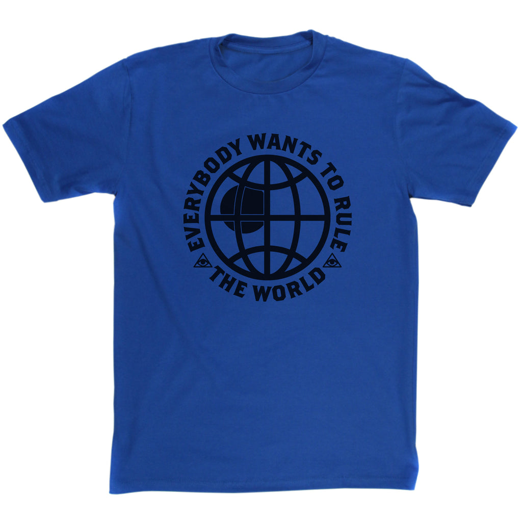 Tears For Fears Inspired - Everybody Wants To Rule The World T Shirt
