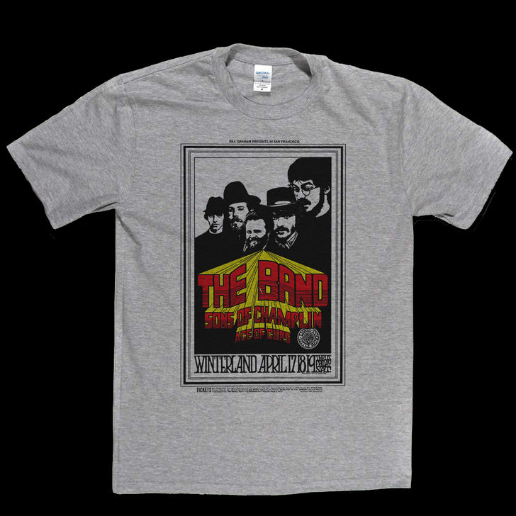 The Band Poster T-shirt