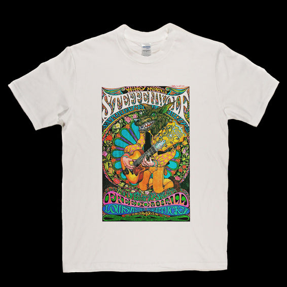 Steppenwolf Poster T-shirt