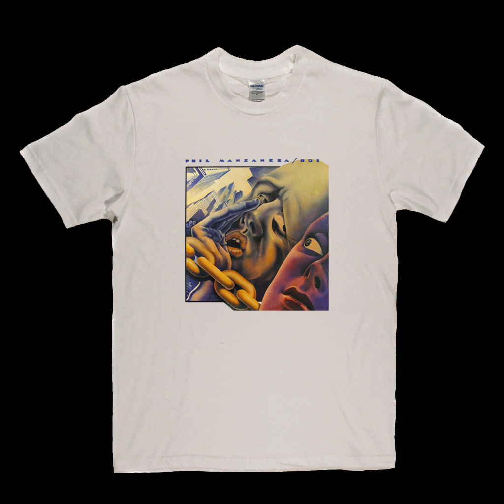 Phil Manzanera 801 T-Shirt