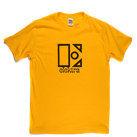 Elektra Label Logo T-Shirt