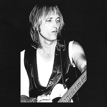 Tom Petty On Stage T-shirt
