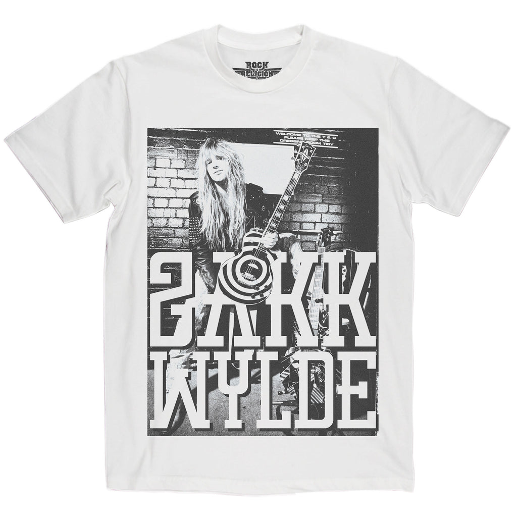 Rock is Religion Zakk Wylde T Shirt