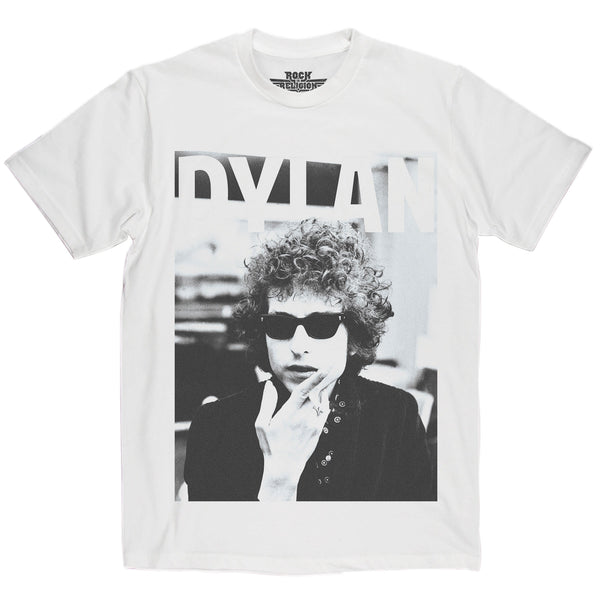 Rock is Religion Bob Dylan T Shirt