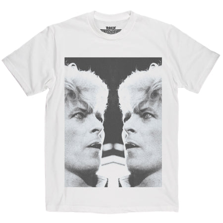 Rock is Religion David Bowie T Shirt