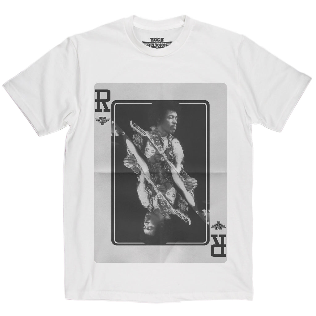 Rock is Religion Hendrix T Shirt