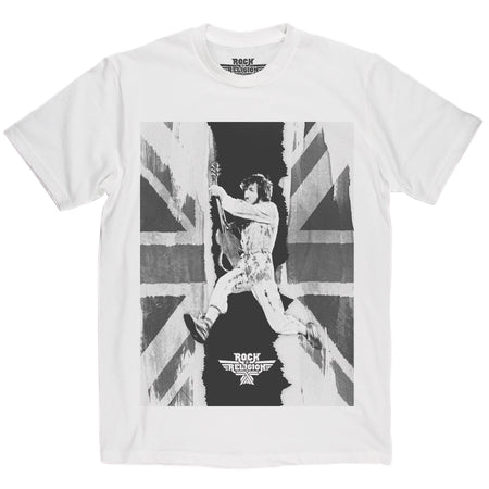 Rock is Religion Pete Townshend T Shirt