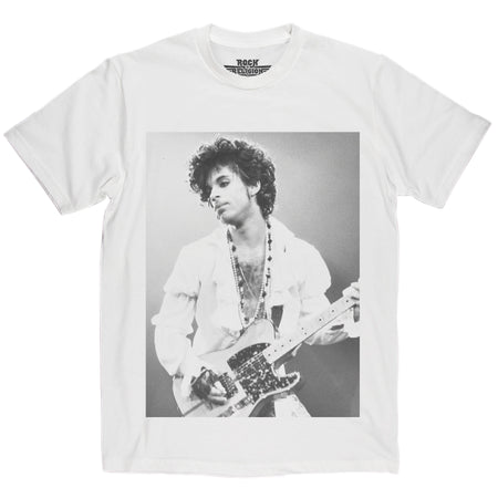 Rock is Religion Prince T Shirt