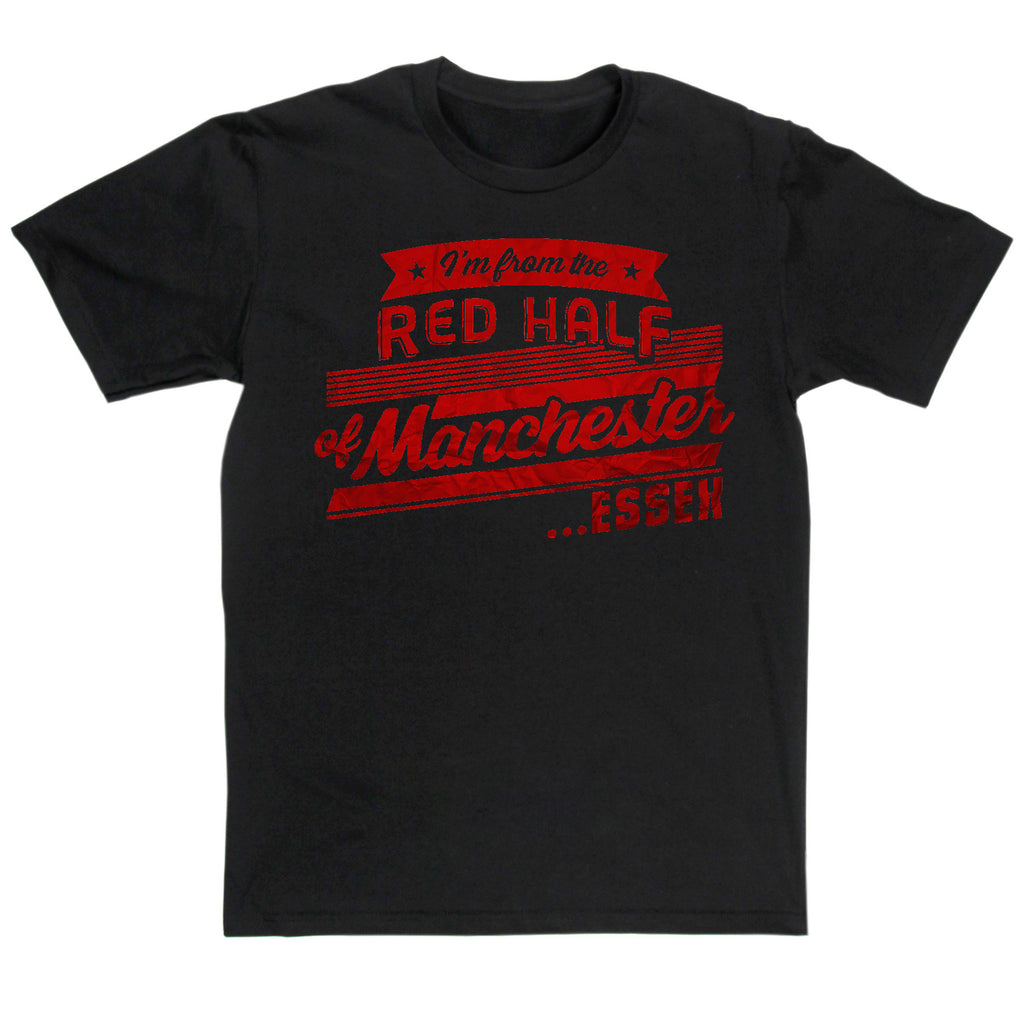 Man United Essex Reds Fan T Shirt