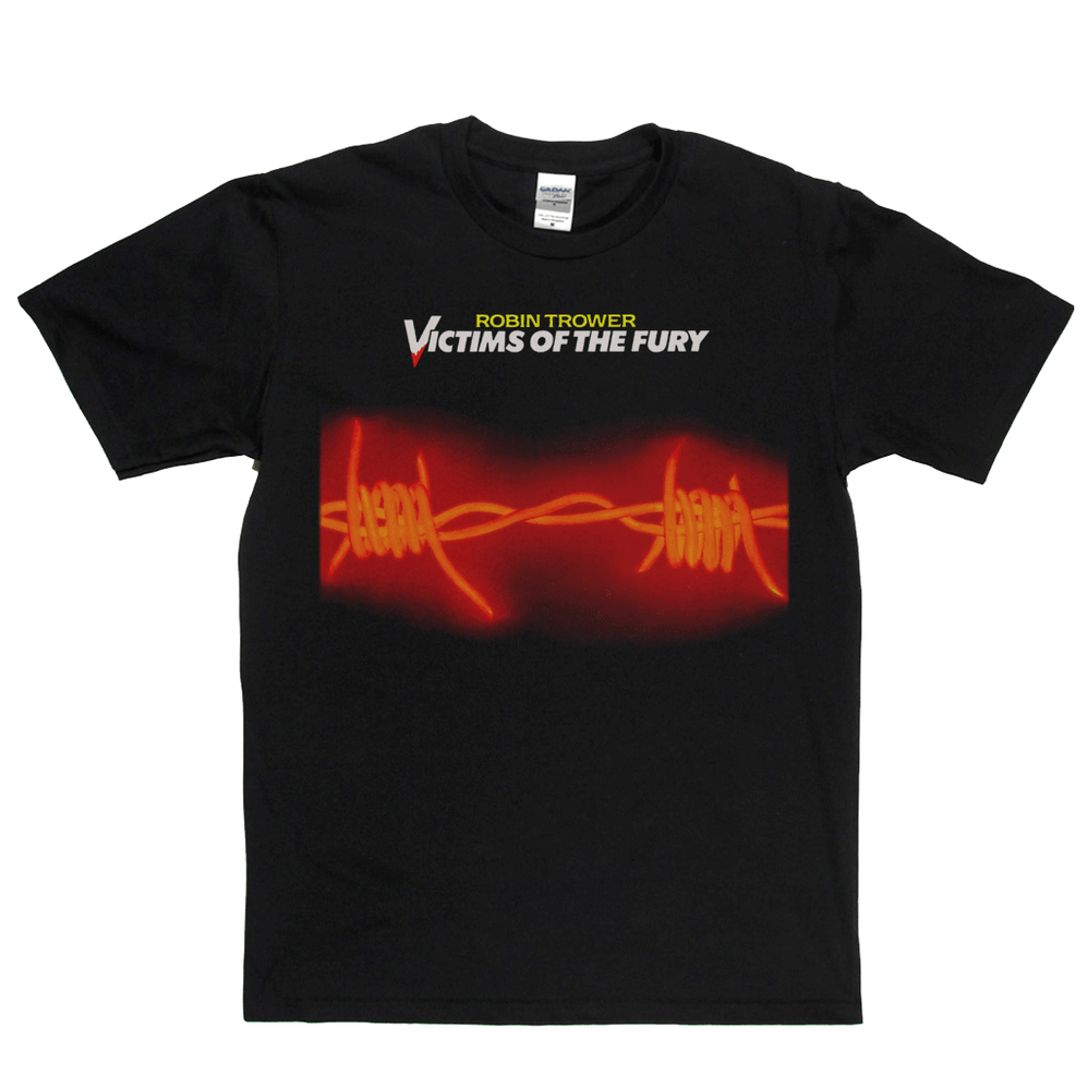Robin Trower Victims Of The Fury T-Shirt
