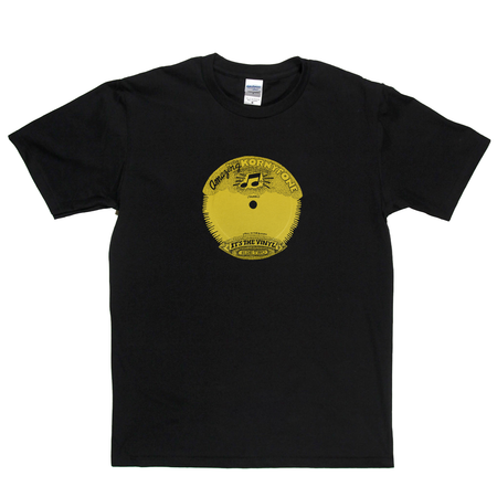 The Amazing Kornyfone Bootleg Record Label T-Shirt