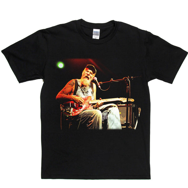 Seasick Steve T-shirt