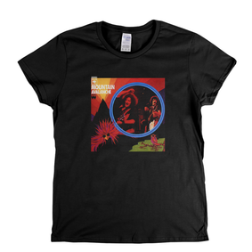 Mountain Avalanche Womens T-Shirt