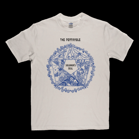The Pentangle Solomons Seal T-Shirt