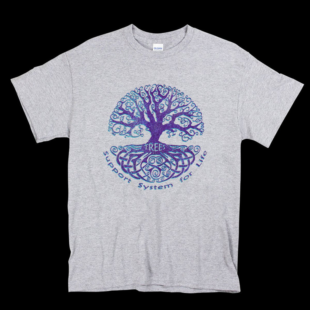 Trees Support System for Life T-shirt