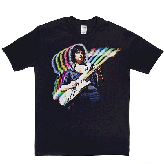 Ritchie Blackmore Rainbow T-shirt