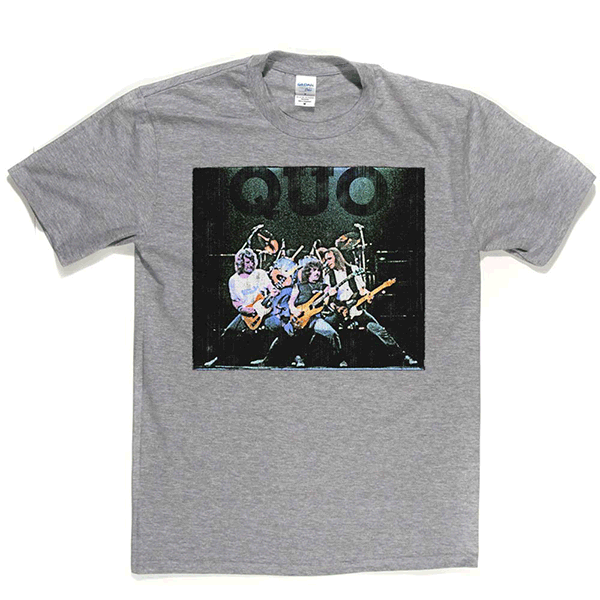 Quo Live T-shirt